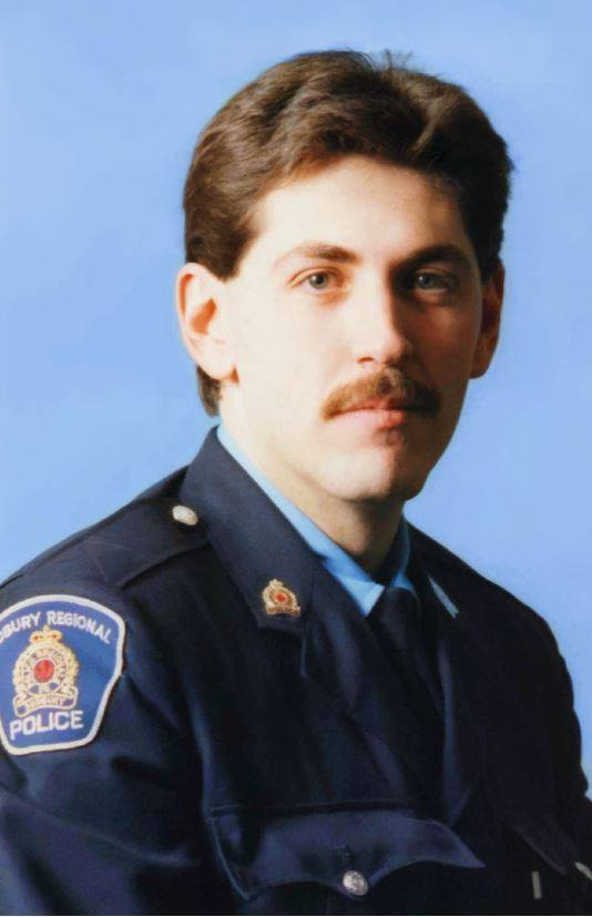 Sergeant Rick McDonald